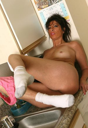 Mature In Socks Pics