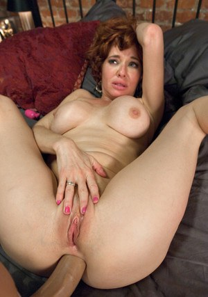 mature galleries Anal