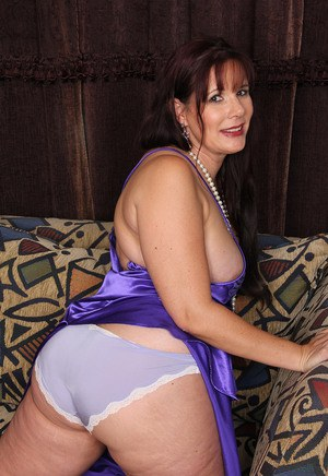 Aunties emily mature