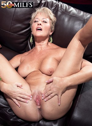 Creampie and mature