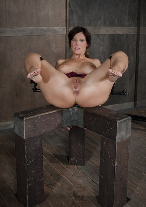 woman bondage Mature