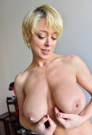 Aged love blonde mature lacey star 4