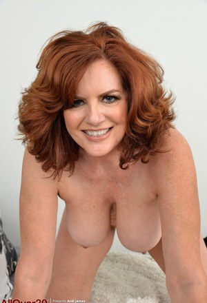 Mature naked red headed women