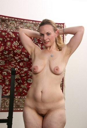 Saggy titty milf