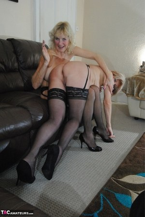 Not that mature wife spanked